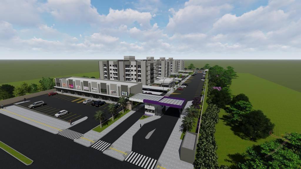 Apartamento com 2 Dormitórios à Venda, 65 M² a Partir de R$ 345.408 - Residencial Tarumã - Foz do Ig | LINDINALVA ASSESSORIA | Portal OBusca