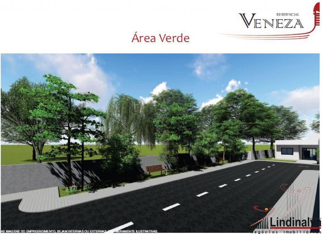 Casa Recém Construída no Condomínio Residencial Veneza | LINDINALVA ASSESSORIA | Portal OBusca
