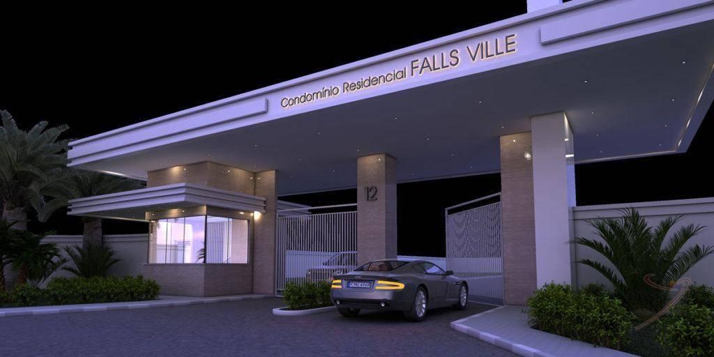 Terreno à Venda, 360 M² Por R$ 288.000 - Condomínio Falls Ville - Foz do Iguaçu/pr | LINDINALVA ASSESSORIA | Portal OBusca