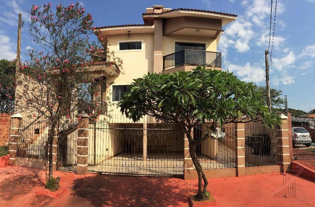 Sobrado com 4 Dormitórios à Venda, 230 M² Por R$ 720.000,00 - Jardim Naipi - Foz do Iguaçu/pr   LINDINALVA ASSESSORIA   Portal OBusca