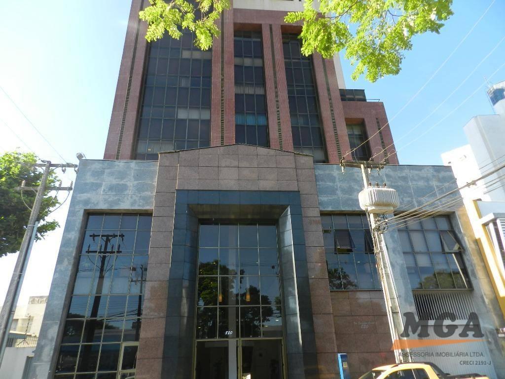 Sala para Alugar, 57 M² Por R$ 1.100,00/mês - Foz Executive Center - Foz do Iguaçu/pr | MGA ASSESSORIA IMOBILIÁRIA | Portal OBusca