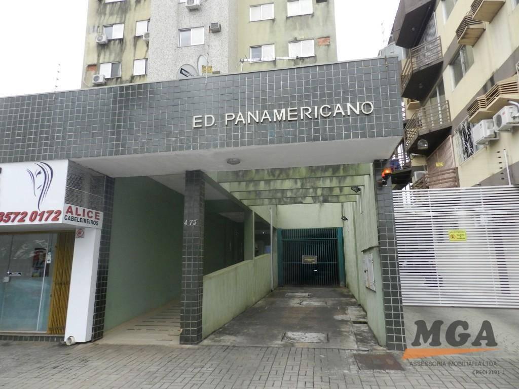 Apartamento com 1 Dormitório para Alugar, 33 M² Por R$ 850,00/mês - Centro - Foz do Iguaçu/pr   MGA ASSESSORIA IMOBILIÁRIA   Portal OBusca