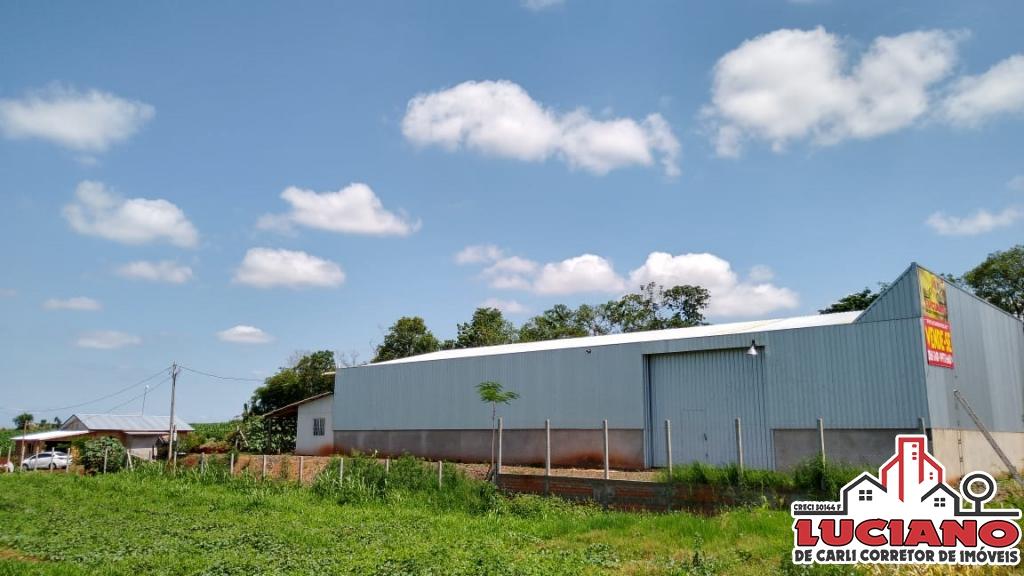 Barracão para venda Ou Locação - Pr-497 Em São Miguel do Iguaçu | LUCIANO CORRETOR DE IMÓVEIS | Portal OBusca