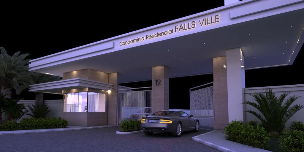 Terreno - Condominio Residencial Falls Ville   CASSIA REGINA ASSESSORIA IMOBILIÁRIA   Portal OBusca
