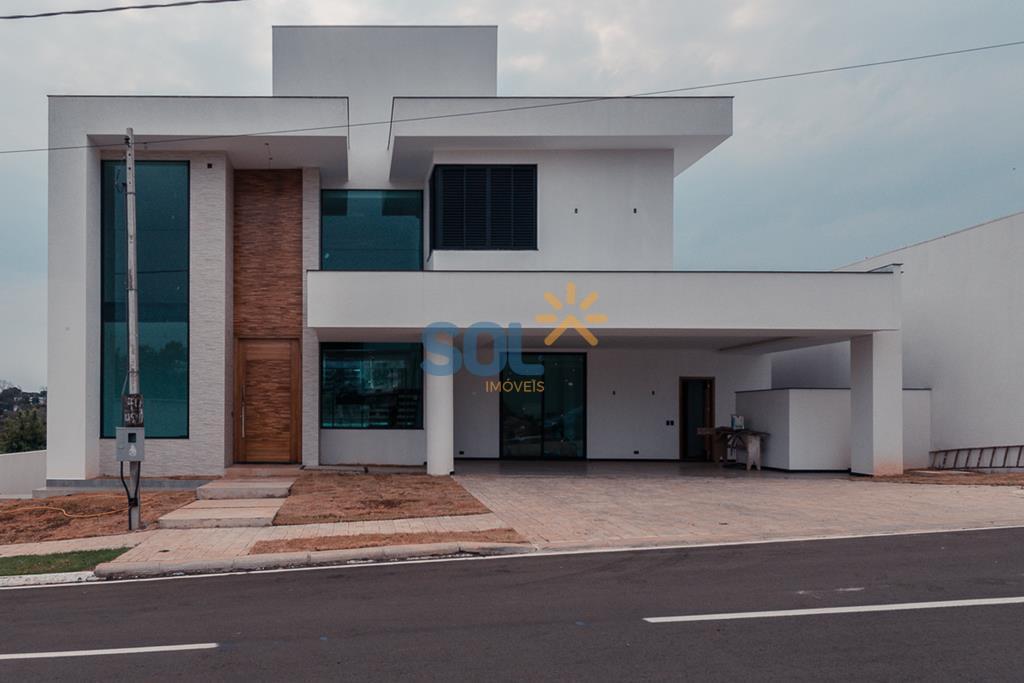 Sobrado Á Venda, Condomínio Porto Madero - Foz do Iguaçu/pr   SOL IMÓVEIS   Portal OBusca