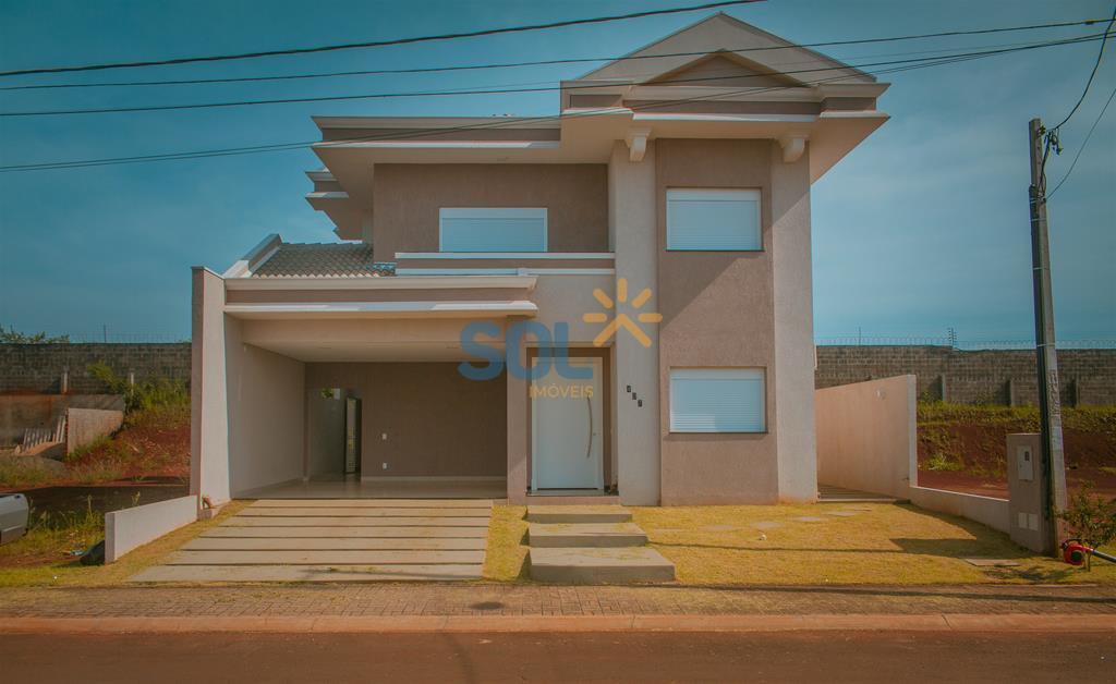 Sobrado à venda no Condomínio Vila a Park Em Foz do Iguaçu   SOL IMÓVEIS   Portal OBusca