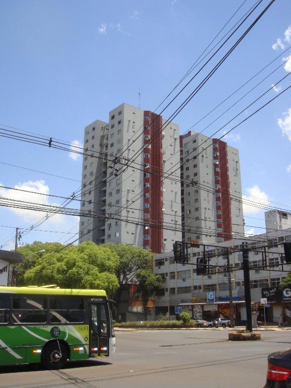 Apartamento com 1 Dormitório para Alugar, 48 M² Por R$ 980,00/mês - Edifício Grand Prix - Foz do Igu | LINDINALVA ASSESSORIA | Portal OBusca