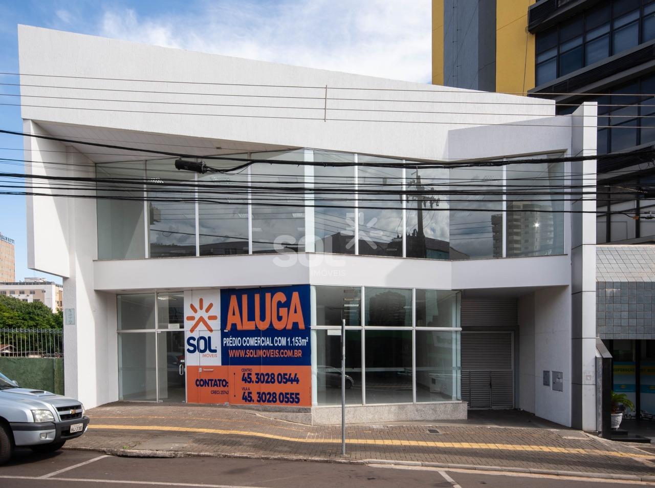 Imóvel Comercial para Aluguel, Centro - Foz do Iguaçu/pr | SOL IMÓVEIS | Portal OBusca