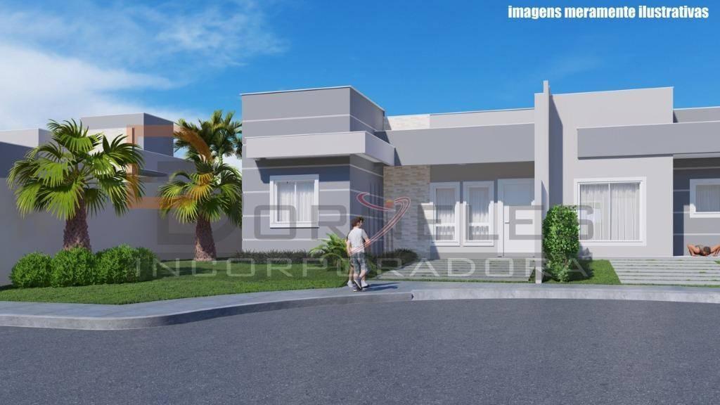 Casa Recém Construída no Jd. Cataratas com 2 Quartos, Amplo Quintal - Apta para Financiamento! | LINDINALVA ASSESSORIA | Portal OBusca