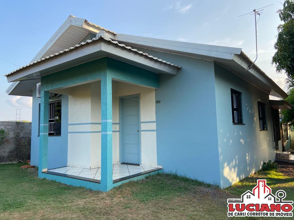 Casa à venda - Loteamento Santa Ana Em São Miguel do Iguaçu | LUCIANO CORRETOR DE IMÓVEIS | Portal OBusca