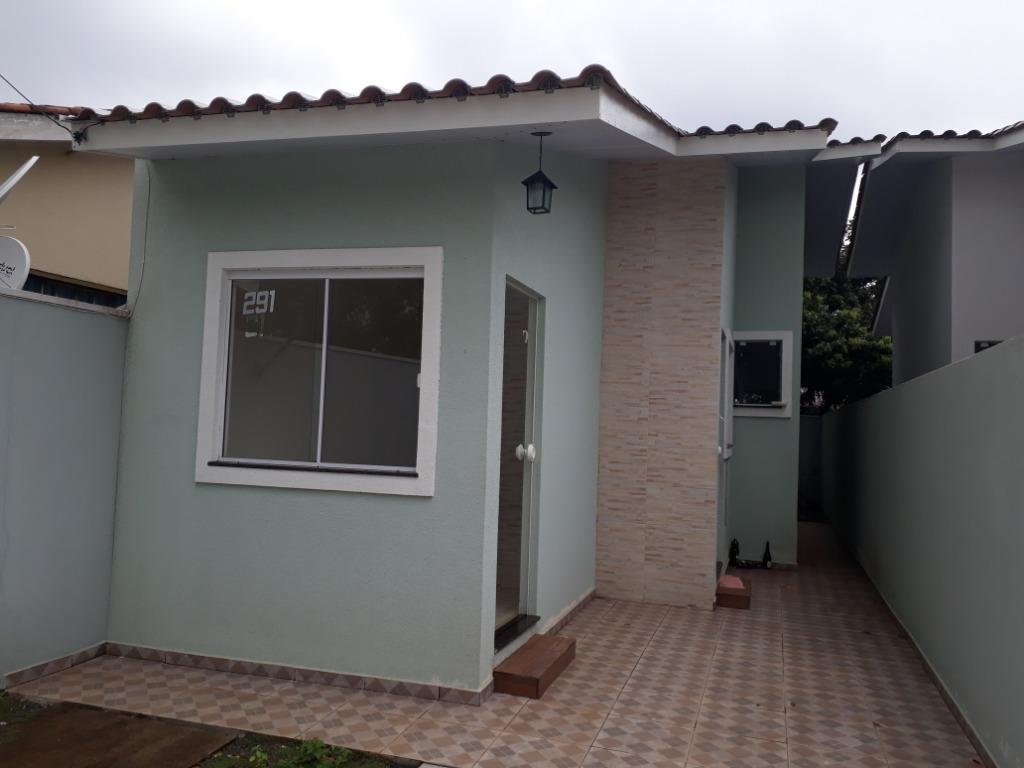 Casa com 2 Dormitórios à Venda, 48 M² Por R$ 175.000,00 - Jardim Florença - Foz do Iguaçu/pr | LINDINALVA ASSESSORIA | Portal OBusca