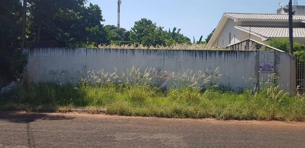 Terreno à Venda, 402 M² Por R$ 250.000,00 - Jardim América - Foz do Iguaçu/pr | LINDINALVA ASSESSORIA | Portal OBusca