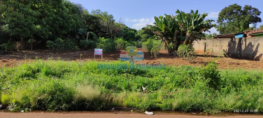 Terreno para venda no Jardim das Flores | IMOBILIARIA 3 FRONTEIRAS | Portal OBusca