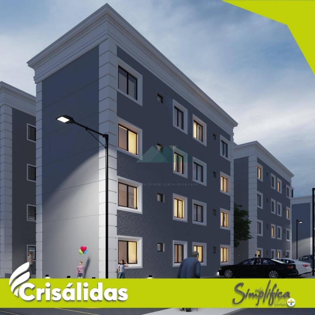 Apartamento com 2 Dormitórios à venda Por R$ 214.950,00 - Condomínio Residencial Crisálidas - Foz do | PAULUK IMÓVEIS | Portal OBusca