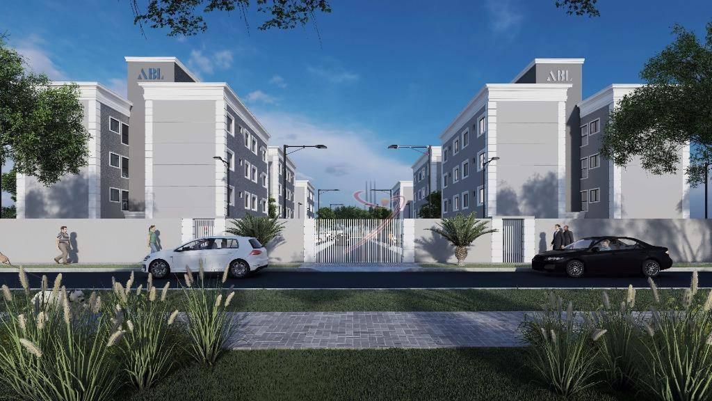 Aptos com 2 Dormitórios à Venda, 43 M² a Partir de R$ 224.950 - Residencial Crisálidas - Últimas Uni | LINDINALVA ASSESSORIA | Portal OBusca