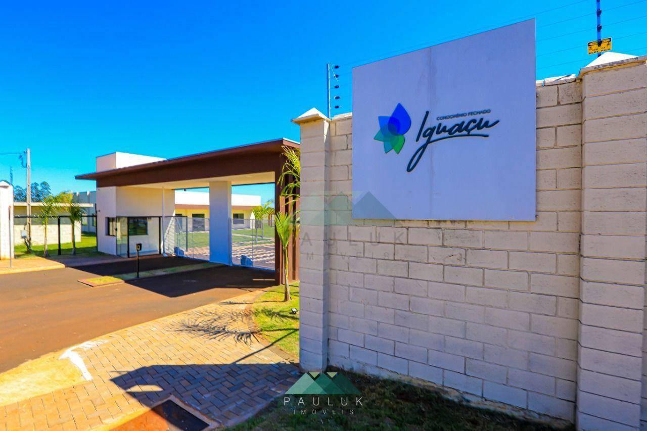 Terreno à Venda, 300 M² Por R$ 170.000,00 - Condominio Residencial Iguaçu - Foz do Iguaçu/pr | PAULUK IMÓVEIS | Portal OBusca