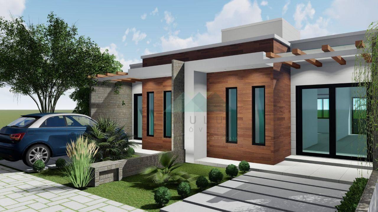 Casa com 2 Dormitórios à Venda, 59 M² Por R$ 230.000,00 - Loteamento Vila Maria - Foz do Iguaçu/pr   PAULUK IMÓVEIS   Portal OBusca