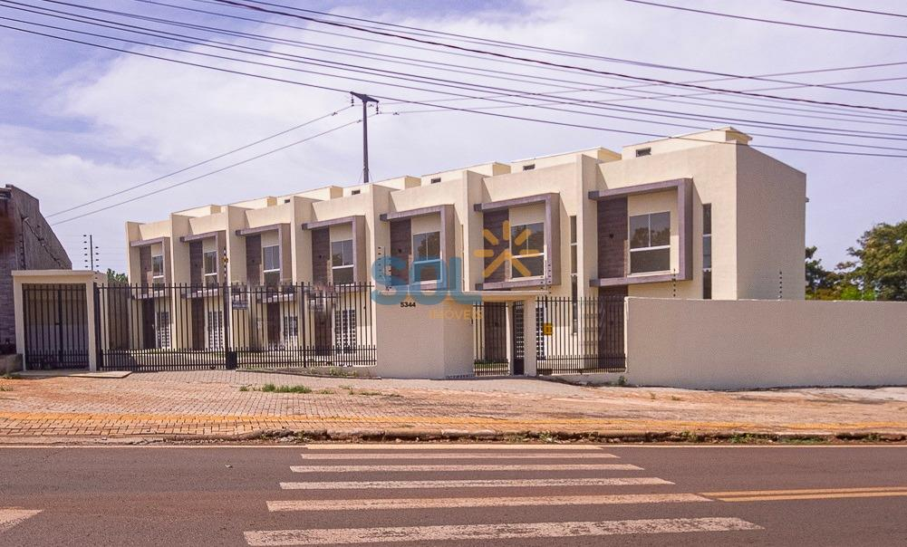 Sobrado para Aluguel, Condomínio Gazzoni Iii, Jardim Madre Tereza - Foz do Iguaçu/pr | SOL IMÓVEIS | Portal OBusca