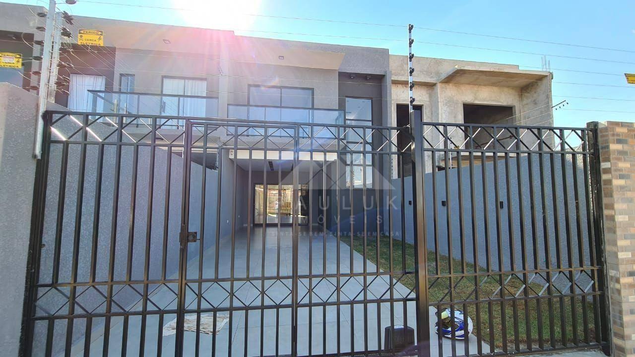 Sobrado com 2 Suítes à Venda, 150 M² Por R$ 510.000 - Jardim Marcely - Foz do Iguaçu/pr | PAULUK IMÓVEIS | Portal OBusca