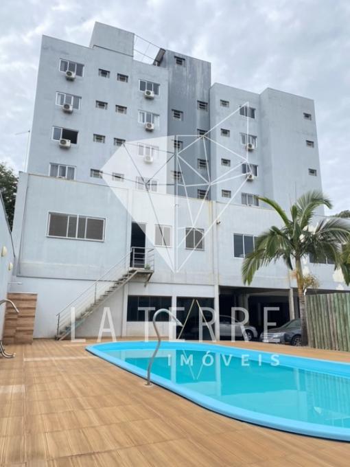 Prédio com 46 Apartamentos no Centro de Foz do Iguaçu   LA TERRE IMÓVEIS   Portal OBusca