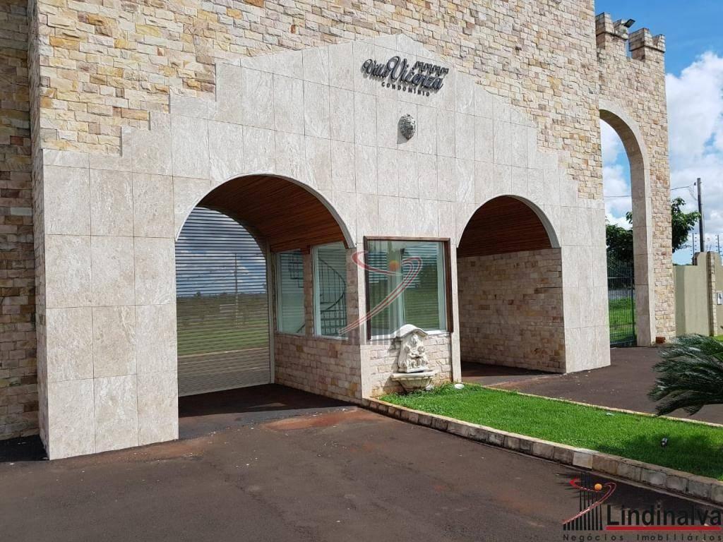 Terreno à Venda, 400 M² Por R$ 120.000,00 - Condomínio Villa Vicenza - Foz do Iguaçu/pr | LINDINALVA ASSESSORIA | Portal OBusca