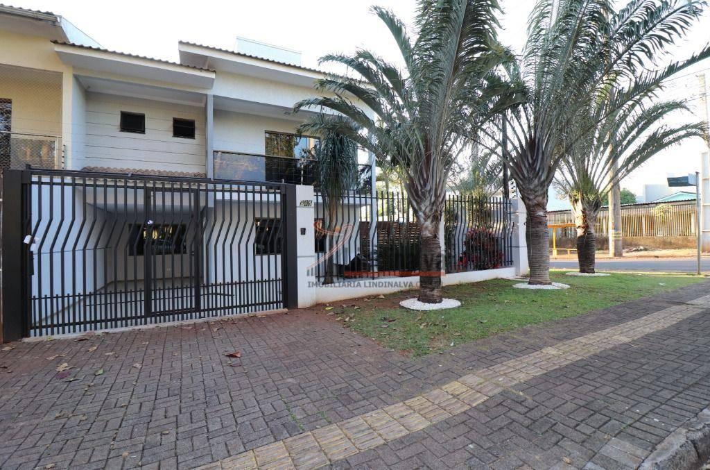 Sobrado com 3 Suítes à Venda, 173 M² Por R$ 750.000 - Vila Yolanda - Foz do Iguaçu/pr   LINDINALVA ASSESSORIA   Portal OBusca