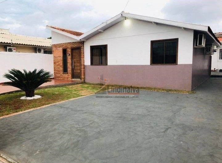 Casa com 4 Dormitórios à Venda, 165 M² Por R$ 365.000,00 - Conjunto Libra - Foz do Iguaçu/pr | LINDINALVA ASSESSORIA | Portal OBusca