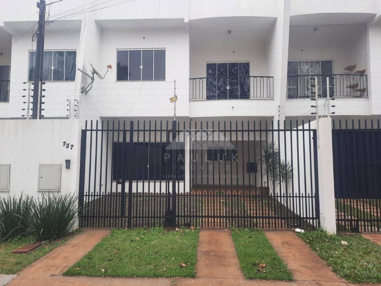 Sobrado com 3 Dormitórios, Sendo 1 Suíte, à Venda, 115 M² Por R$ 380.000 - Jardim Iguaçu - Foz do Ig | PAULUK IMÓVEIS | Portal OBusca