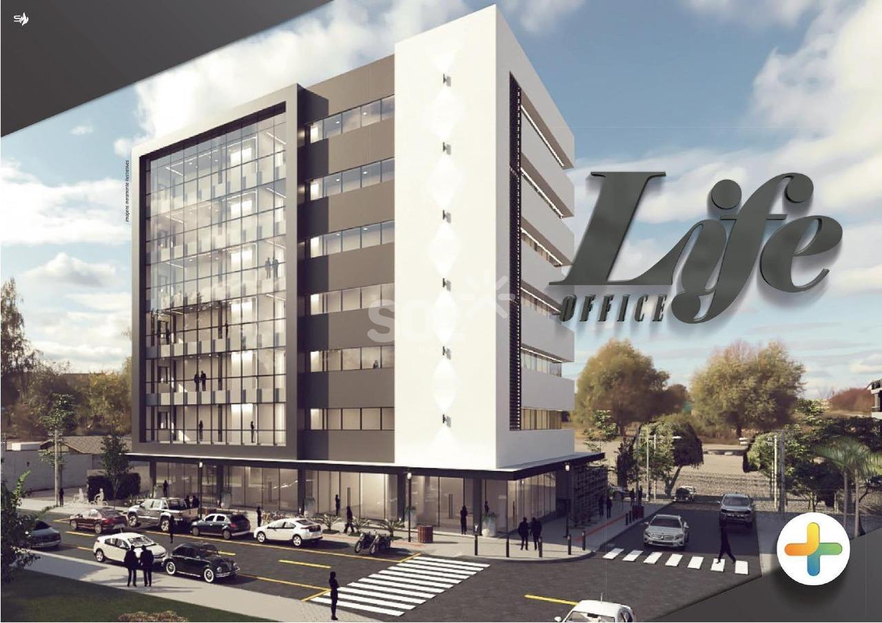 Salas Comerciais à Venda, Edifício Life Office, Centro - Foz do Iguaçu/pr   SOL IMÓVEIS   Portal OBusca