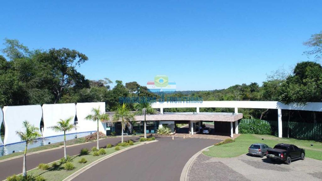 Terreno para venda no Condomínio Ritz Cataratas Residence & Resort Yacht | IMOBILIARIA 3 FRONTEIRAS | Portal OBusca