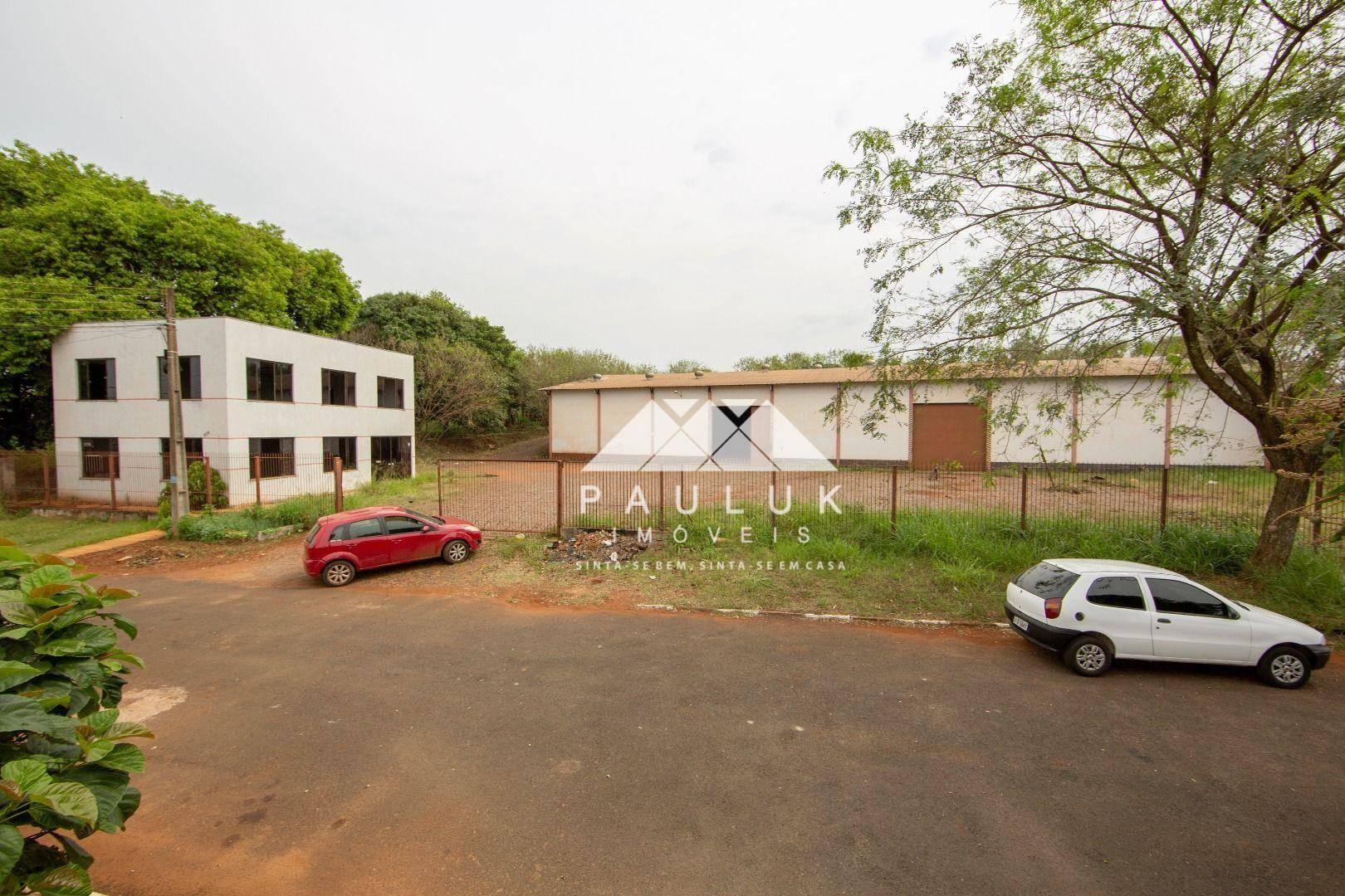 Barracão à Venda, 1509 M² Por R$ 2.000.000,00 - Pilar Parque Campestre - Foz do Iguaçu/pr | PAULUK IMÓVEIS | Portal OBusca