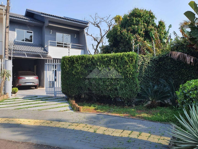 Sobrado com 3 Dormitórios, Sendo 1 Suíte, à Venda, 138 M² Por R$ 470.000 - Jardim Panorama II - Foz | PAULUK IMÓVEIS | Portal OBusca