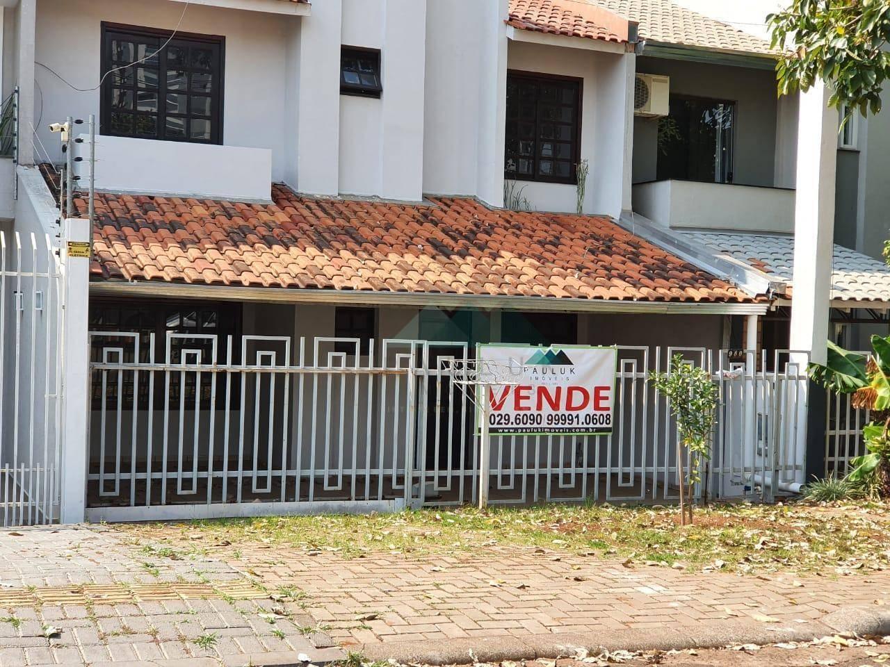 Sobrado com 3 Dormitórios, Sendo 1 Suíte, à Venda, 144 M² Por R$ 400.000 - Vila Maracanã - Foz do Ig | PAULUK IMÓVEIS | Portal OBusca