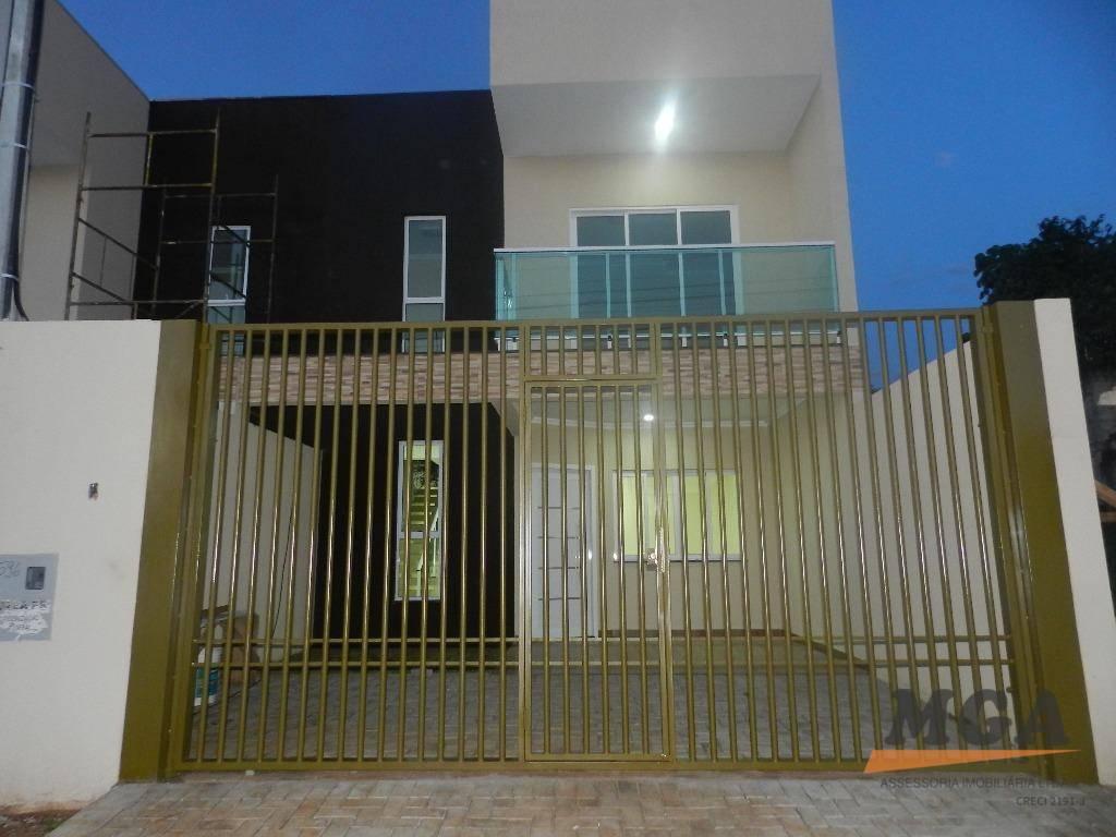 Sobrado com 2 Dormitórios para Alugar, 142 M² Por R$ 2.350,00/mês - Jardim Karla - Foz do Iguaçu/pr   MGA ASSESSORIA IMOBILIÁRIA   Portal OBusca