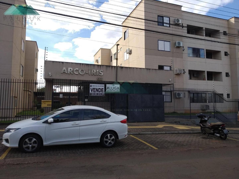 Apartamento com 2 Dormitórios à Venda, 78 M² Por R$ 280.000,00 - Condominio Residencial Arco Iris - | PAULUK IMÓVEIS | Portal OBusca