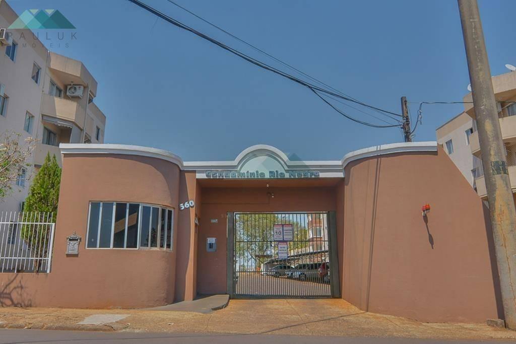 Apartamento com 3 Dormitórios à Venda, 65 M² Por R$ 275.000,00 - Condomínio Residencial Rio Negro - | PAULUK IMÓVEIS | Portal OBusca