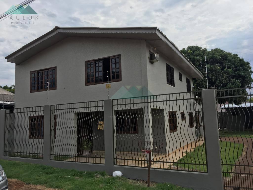 Sobrado com 7 Dormitórios à Venda, 280 M² Por R$ 375.000,00 - Loteamento Campos do Iguaçu - Foz do I | PAULUK IMÓVEIS | Portal OBusca
