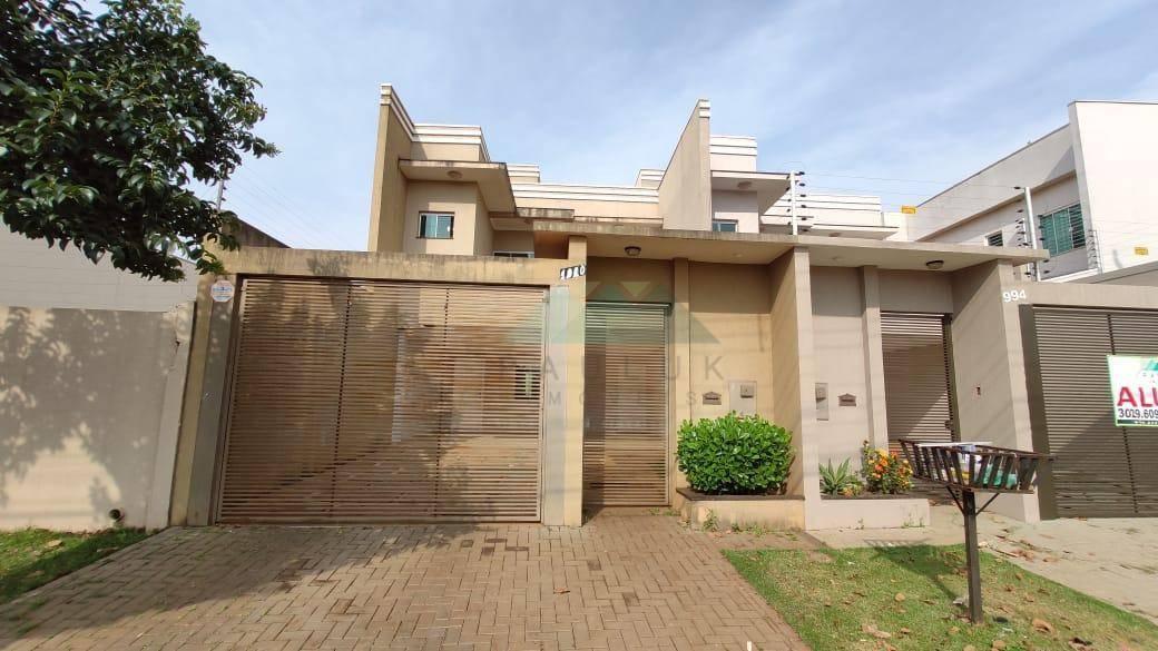 Sobrado com 3 Dormitórios para Alugar, 166 M² Por R$ 2.800,00/mês - Jardim Residencial Bela Vista -   PAULUK IMÓVEIS   Portal OBusca