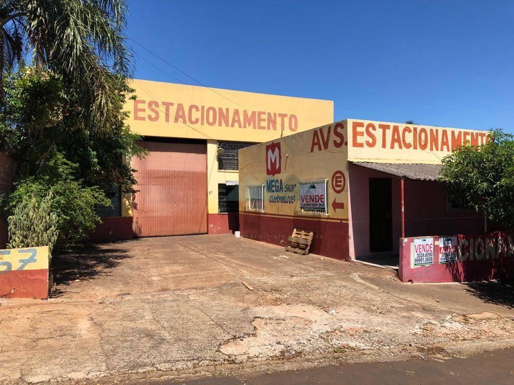 Barracão à Venda, 591 M² Por R$ 2.000.000,00 - Jardim Jupira - Foz do Iguaçu/pr | PAULUK IMÓVEIS | Portal OBusca