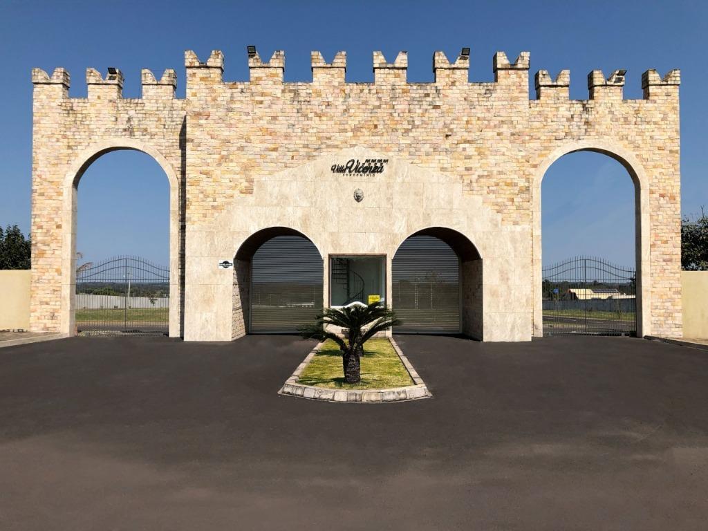Terreno - Condomínio Horizontal Fechado Villa Vicenza | CASSIA REGINA ASSESSORIA IMOBILIÁRIA | Portal OBusca
