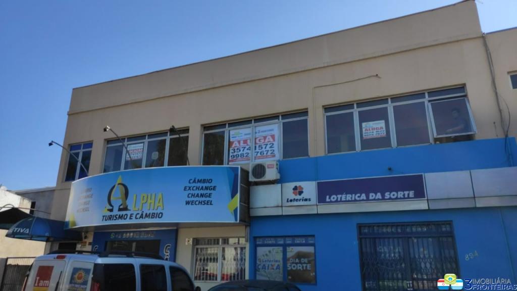 Sala Comercial Localizada à Avenida das Cataratas, Foz do Iguaçu/pr | IMOBILIARIA 3 FRONTEIRAS | Portal OBusca