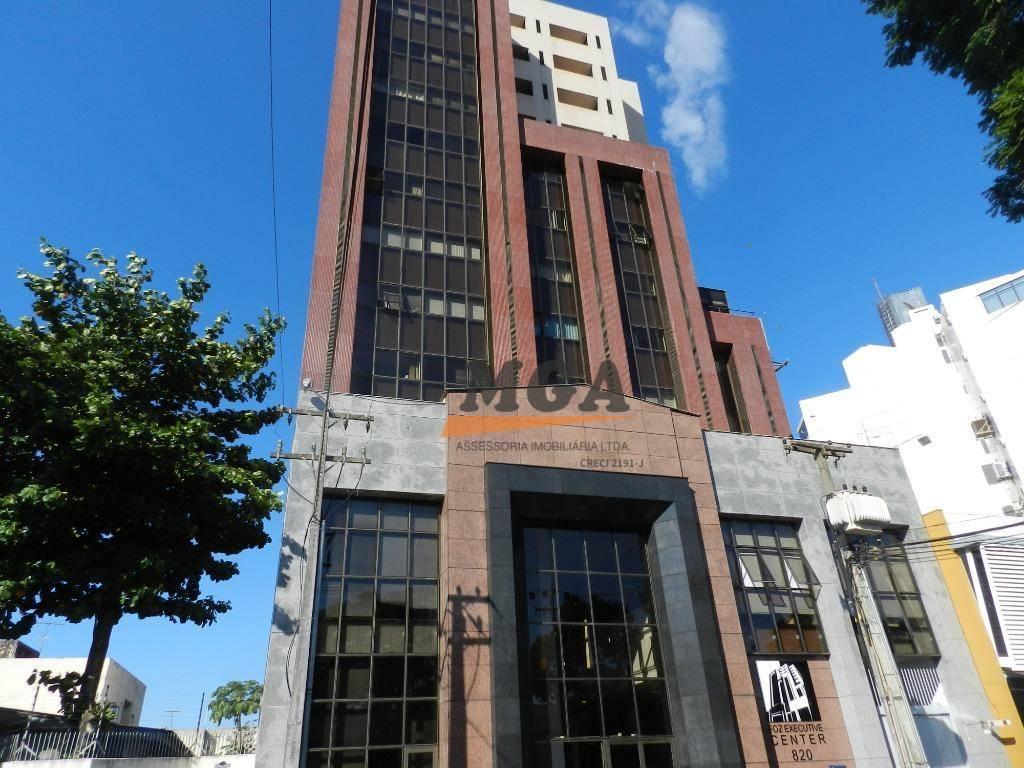 Sala para Alugar, 54 M² Por R$ 1.000,00/mês - Foz Executive Center - Foz do Iguaçu/pr   MGA ASSESSORIA IMOBILIÁRIA   Portal OBusca
