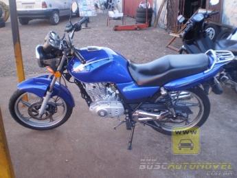 SUZUKI EN 125 YES 08/08 - Maguila Motos - Portal OBusca