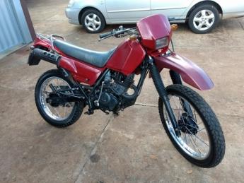 HONDA XLR 125 97/97 - Maguila Motos - Portal OBusca