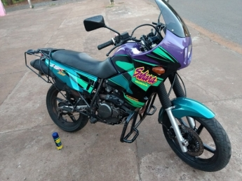 HONDA NX 350 SAHARA 97/97 - Maguila Motos - Portal OBusca