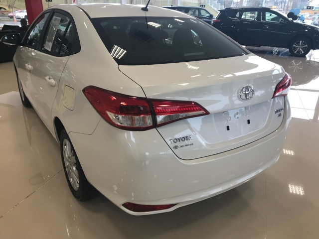 TOYOTA YARIS SEDAN XL 1.5 - Portal OBusca - 245637 2018/2019