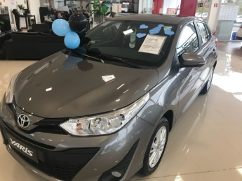 TOYOTA YARIS HATCH XL PLUS TECH 1.3 - 2019 - Portal OBusca