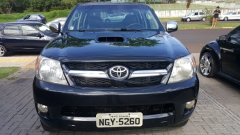 TOYOTA HILUX CD4X2 SRV 06/07 - MAGRAO MULTIMARCAS - Portal OBusca