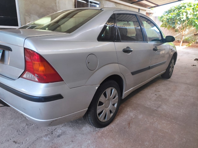 FORD FOCUS 1.6 ROCAN