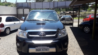 TOYOTA HILUX CD 4X4 SRV 10/11 - MAGRAO MULTIMARCAS - Portal OBusca